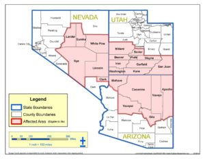 RECA eligible area_Arizona