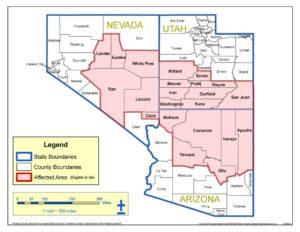 RECA eligible area_Arizona