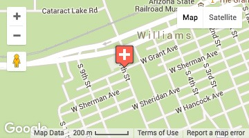 north-country-healthcare-williams-map