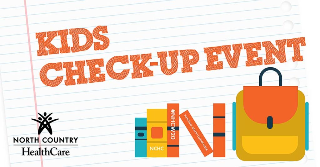 Kids Check Up Event Image