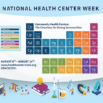 National Health Center Week Image